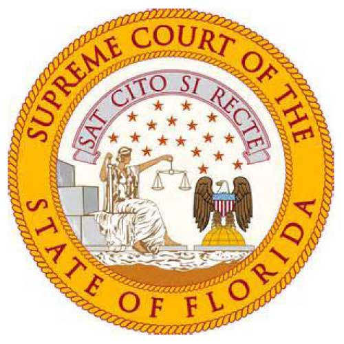 FL Supreme Court Seal