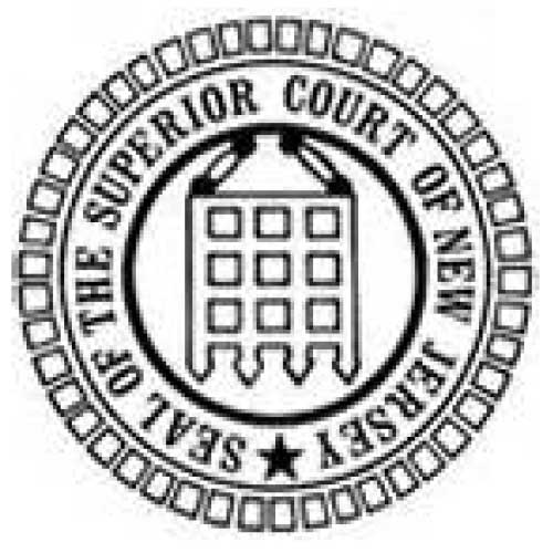 Superior Court of NJ Seal