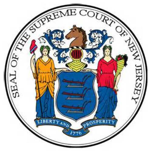 Supreme Court of NJ Seal